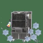 Rafraichisseur d'air adiabatique Ecoclim Ecoclim 12