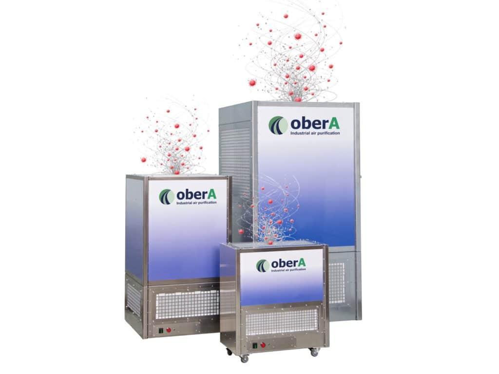 Obera - Purificateur d'air