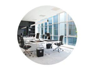 Interieur Bureau