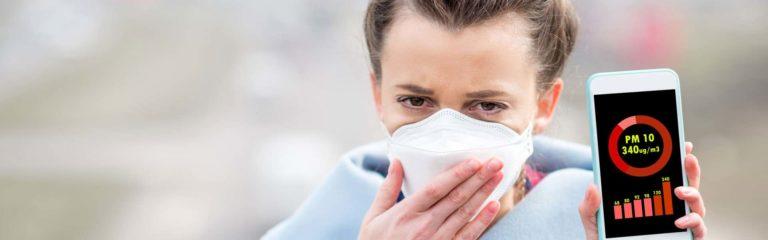 Smog - La pollution de l'air